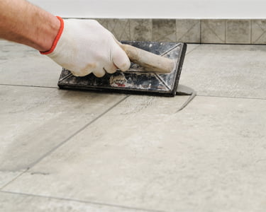 Grout Restoration And Sealing
